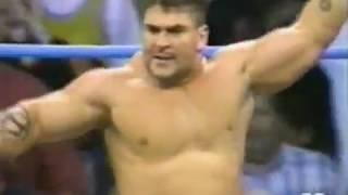 Robbie Rage Vs. Jason Styles (10 22 2000 WCW Worldwide)
