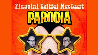 Pinguini Tattici Nucleari - Ringo Starr ( PARODIA  - Sanremo 2020)