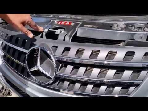 Genuine Mercedes Rear Lower Valance Panel Below Bumper W164 GL320 GL450 GL550