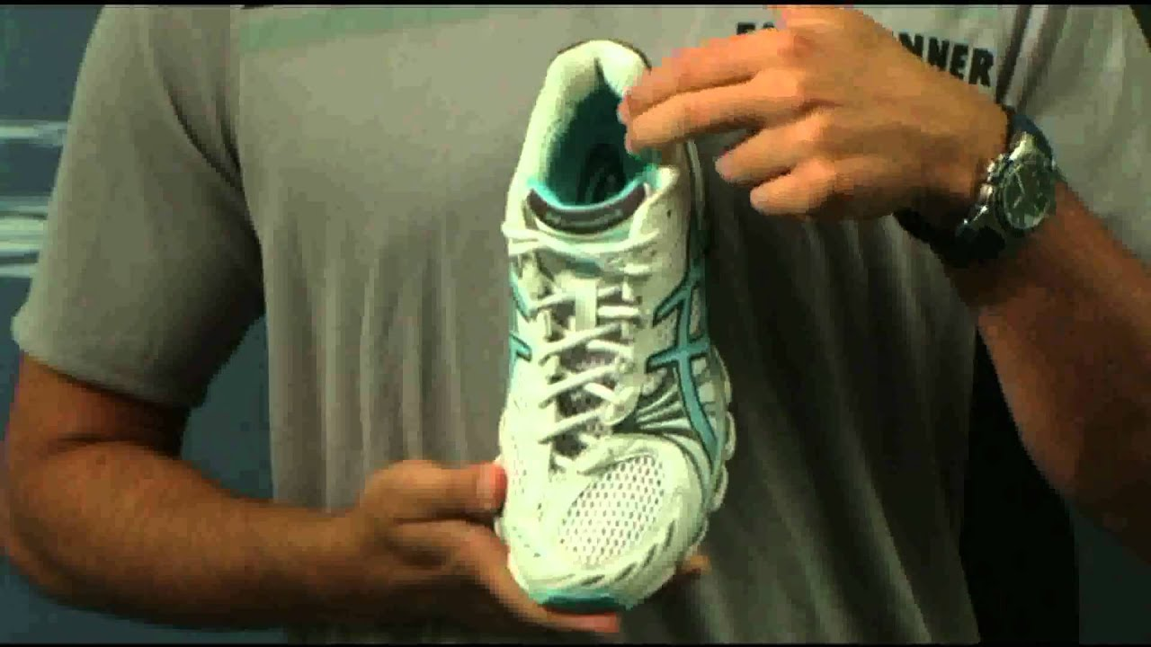 Fast Runner - Tênis Asics Gel Kinsei 3 - YouTube 05ef516293d85