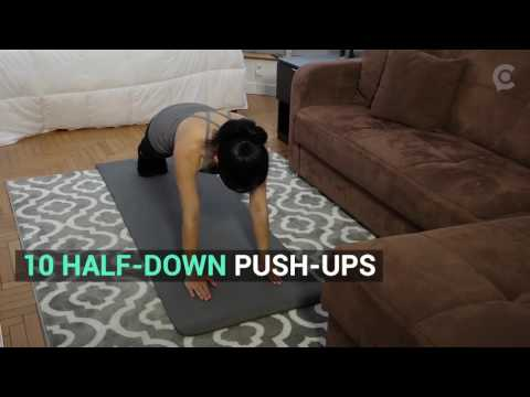 Workouts You Can Do While Watching TV