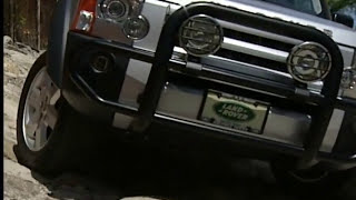 2005 Land Rover LR3 Test Drive