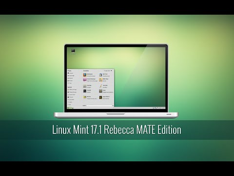 Linux Mint 17.1 MATE Edition