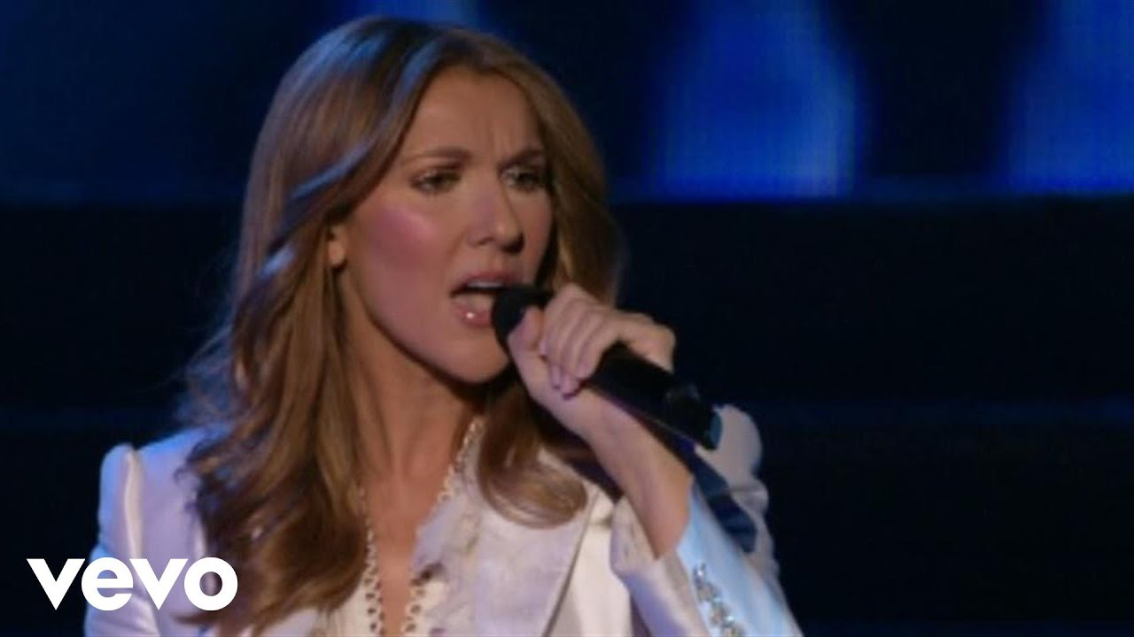Céline Dion - Its All Coming Back To Me Now (Video from Vegas show)