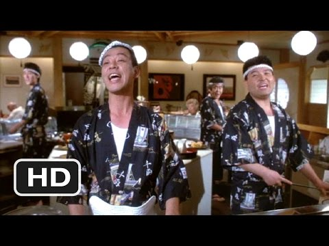 Defending Your Life (1991) - Friendly Sushi Scene (3/8) | Movieclips
