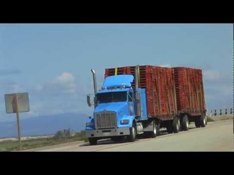Trucks - Central California - USA - 2012