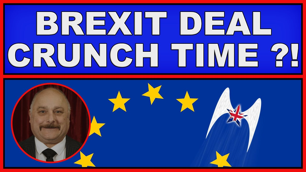 Is this Brexit deal crunch time?!