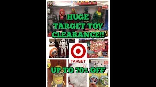 Target Toy Clearance | Up To 70% Off | Christmas In July!!!