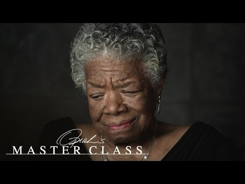 The Lesson Dr. Maya Angelou Is Still Studying in Her 80s - Oprah's Master Class - OWN