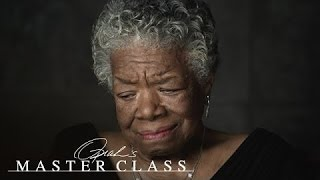 The Lesson Dr. Maya Angelou Is Still Studying in Her 80s - Oprah