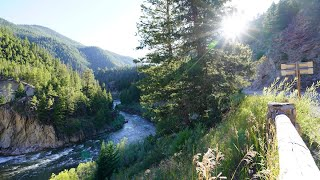 Camping In Idaho, Kriṡtin & Peter Explore The Gem State