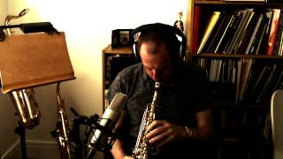 Song for Strayhorn on Soprano Sax