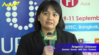 Agri TV : Food Ingredients (Fi) Asia-Thailand 2015