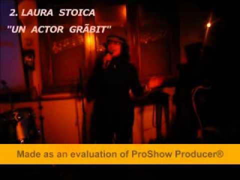 Madalina Radu la karaoke in Sibiu