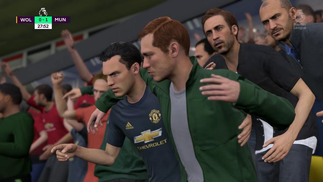 FIFA 19 MANCHESTER UNITED CAREER MODE INDONESIA 25 MU