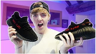 FAKE YEEZY'S 1 Month Later!! *INSANE*