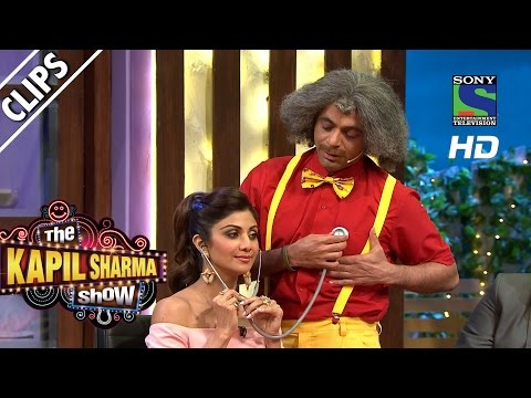 Dr. Gulati, As A Bahut Cute Dancer - The Kapil Sharma Show- Episode 39 - 3rd September 2016