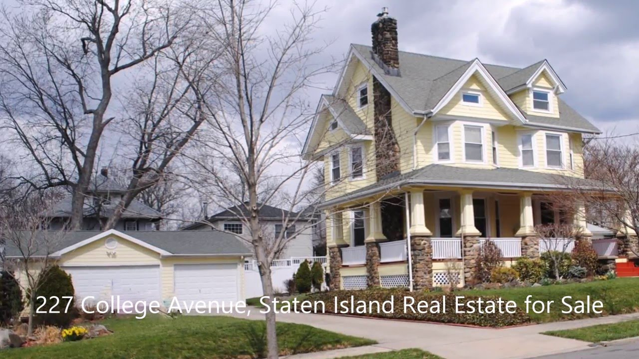 Homes For Sale On Staten Island Westerleigh