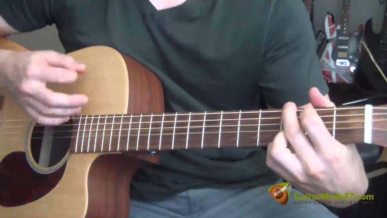 Bob Seger Still The Same Guitar Lesson Intro Guitar Chords
