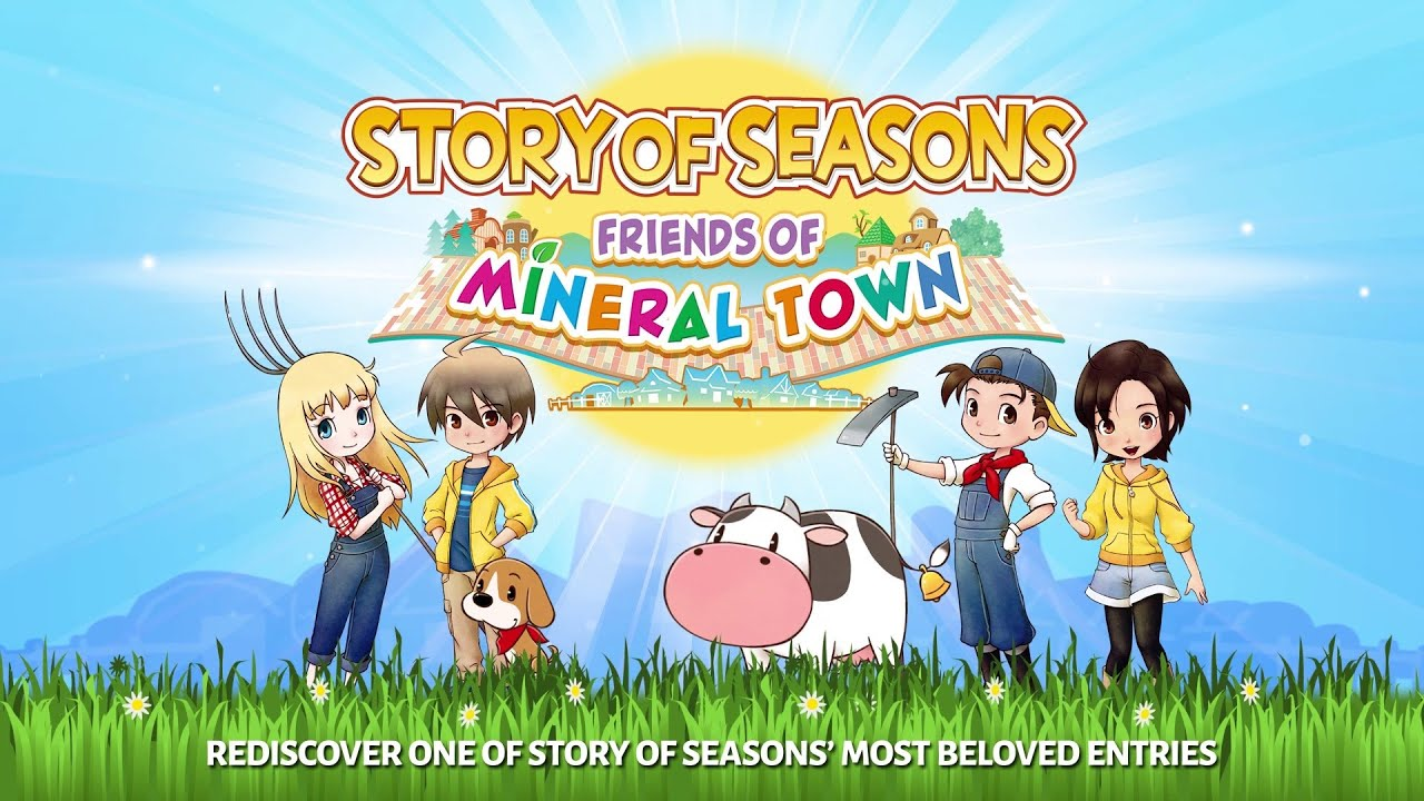 Story of Seasons Friends of Mineral Town sales top 100,000 in North America