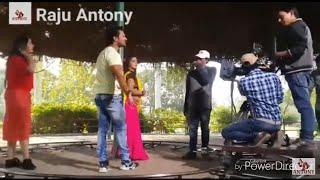 Khesarilal,Anjana &Kajal Raghwani songs making