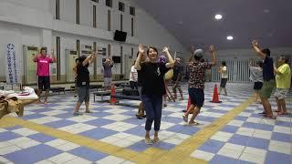 2018.09.29 Bonin Bon-Odori Festa みんなで踊ろう!動物音頭