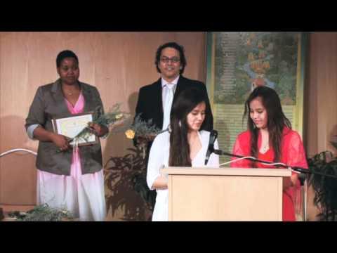 Awards Ceremony 2013  -- Maharishi University