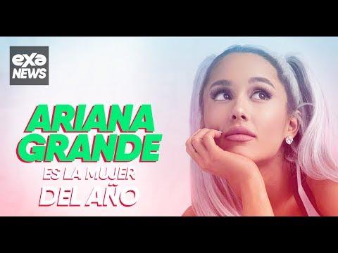 ExaNews ¡Ariana Grande es la Mujer del Año para Billboard! 🙌