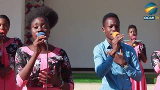 THE LIGHTBEARERS-TZ  JENGA (Live performance shinyanga camp meeting 2020)