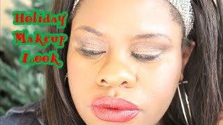 Holiday Makeup Tutorial 2014 Thumbnail