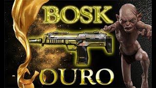 Mc5   Recon Arma BOSK Ouro Editado/Animações/Replays ▭▭▭▭▭▭▭▭▭▭▭ஜ۩ ...