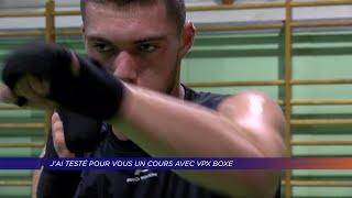 Yvelines | J'ai testé pour vous un cours avec VPX Boxe