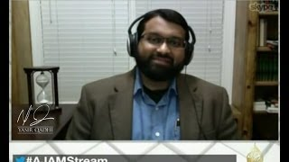 Holocaust Denial & Bridging the Jewish-Muslim Divide ~ US Imam Dr. Yasir Qadhi | 20th November 2013