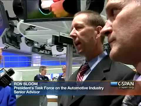 LCV: Detroit Auto Show with Sen. Debbie Stabenow (D-MI) & Ron Bloom, Chief White House Auto Adviser