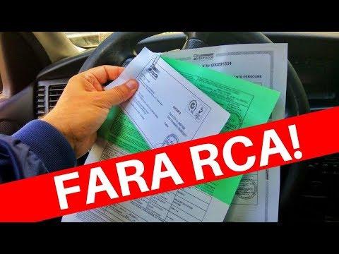 SCAPA DE AMENDA! FARA RCA - ASIGURAREA OBLIGATORIE! Vlog S2E192