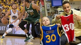Steph curry has al the motivation he needs to see warriors back in finals. after making a new friend cancer patient brody stephens, young boy ...