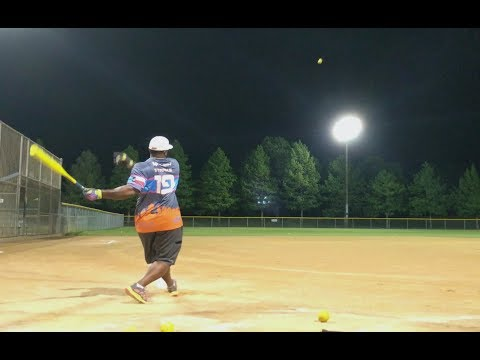 SLOWPITCH SOFTBALL LEAGUE NIGHT BP