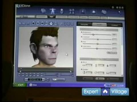 How to Make 3D Characters in iClone : Adding Hair for Creating 3D Characters in iClone