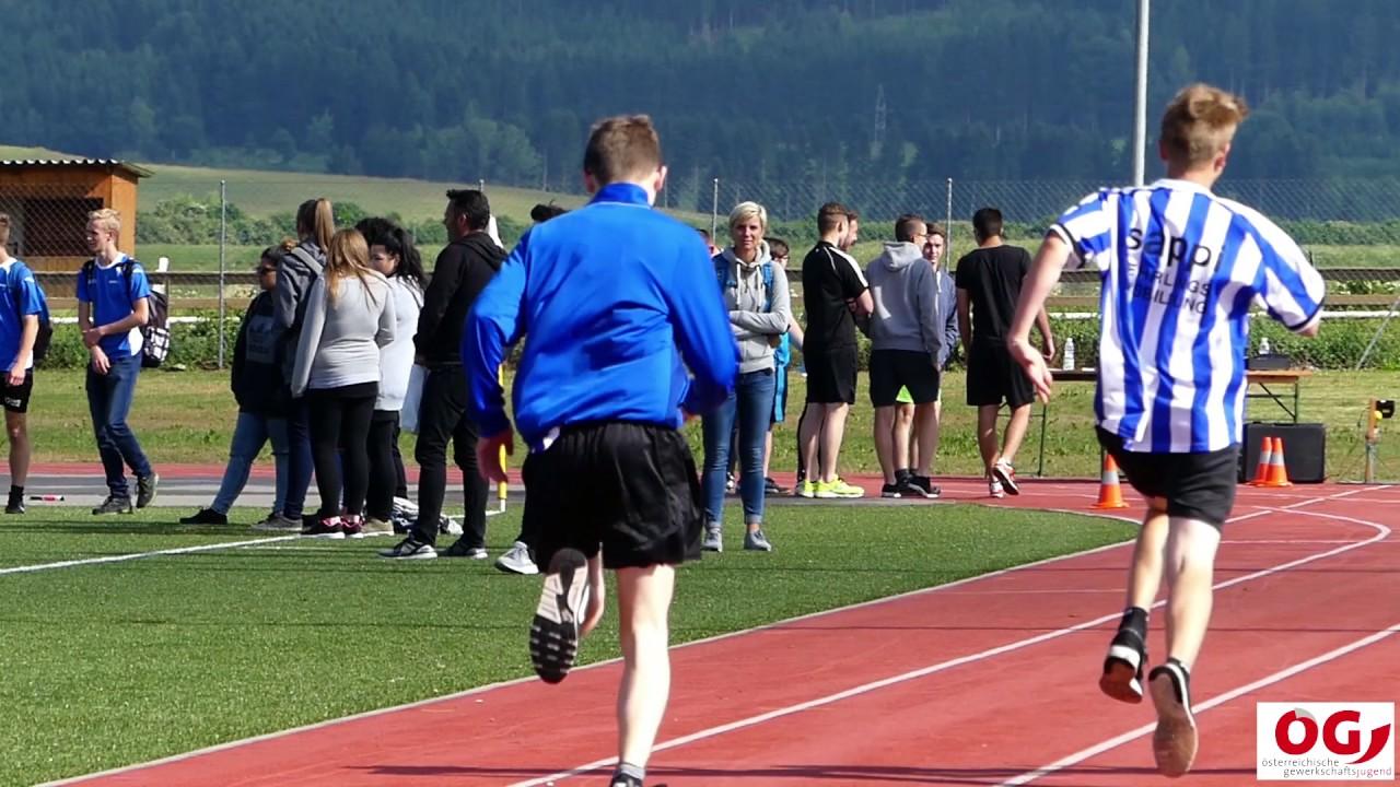 Jugendsporttag 2017 der ÖGJ Steiermark