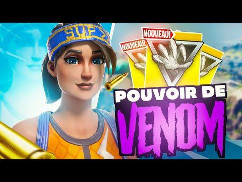 Faire TOP 1 avec LE POUVOIR de VENOM !