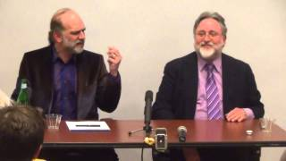 Snowden, the NSA, and Free Software - Bruce Schneier + Eben Moglen