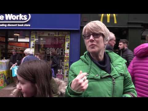 Shoppers react to Shrewsbury McDonald's closure