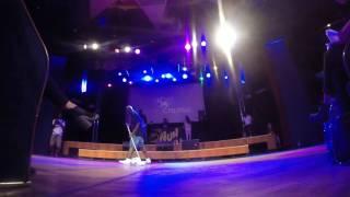 One Love Cruise Sweden 2016 dancehall queen contest!