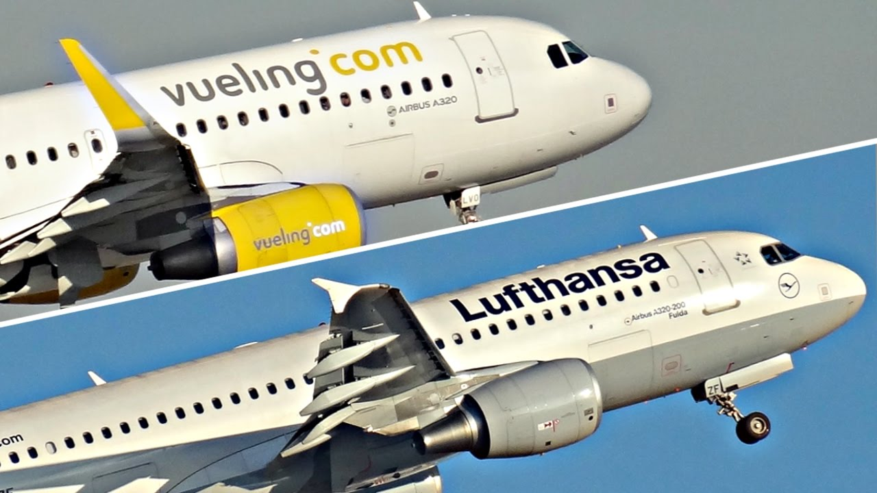 SHARKLETS VS. NO SHARKLETS? Airbus A321, A320 and A319 | Plane ...