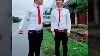 2 thanh niên đánh nhau trước đám cưới√