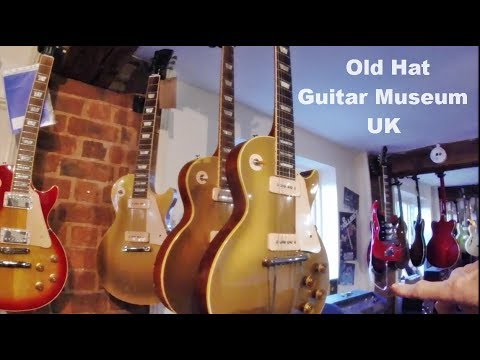 Old Hat Vintage Guitar Store - The Museum of awesome guitars