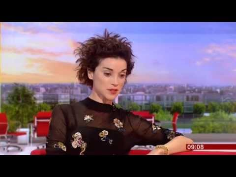 St Vincent BBC Breakfast 2015