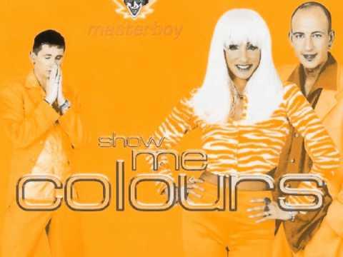 Masterboy - Show me colours 2012 (Jorgen Breeze club remix)