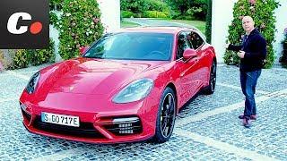 Porsche Panamera Turbo S E-Hybrid Sport Turismo   Primera prueba / Test / Review   coches.net