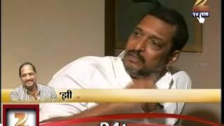 ZEE24TAAS :  Nana Patekar Special Interview - DilKhulas Nana (Part 1)